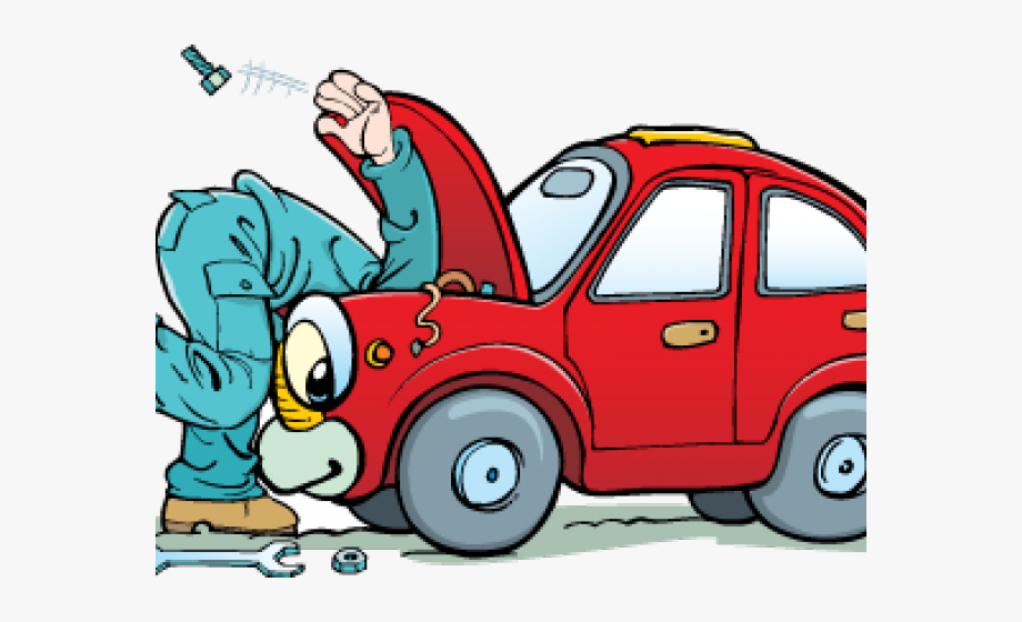 Engine Clipart Vehicle Maintenance.