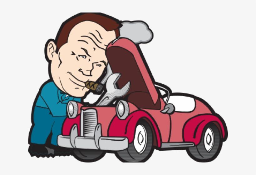 Mechanical Clipart Auto Mechanic Shop.