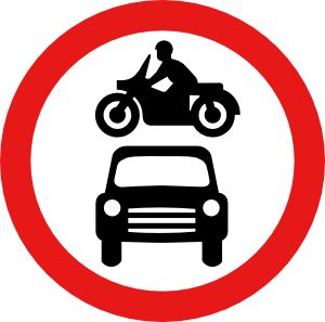 Road Signs Evel Knievel Clip Art.