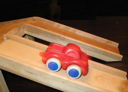 Similiar Toy Car Going Down A Ramp Keywords.