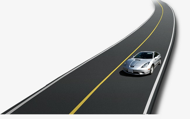 Car On Road Png & Free Car On Road.png Transparent Images #23278.