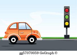 Car Road Clip Art.