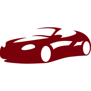 Outline Car PNG Clipart.