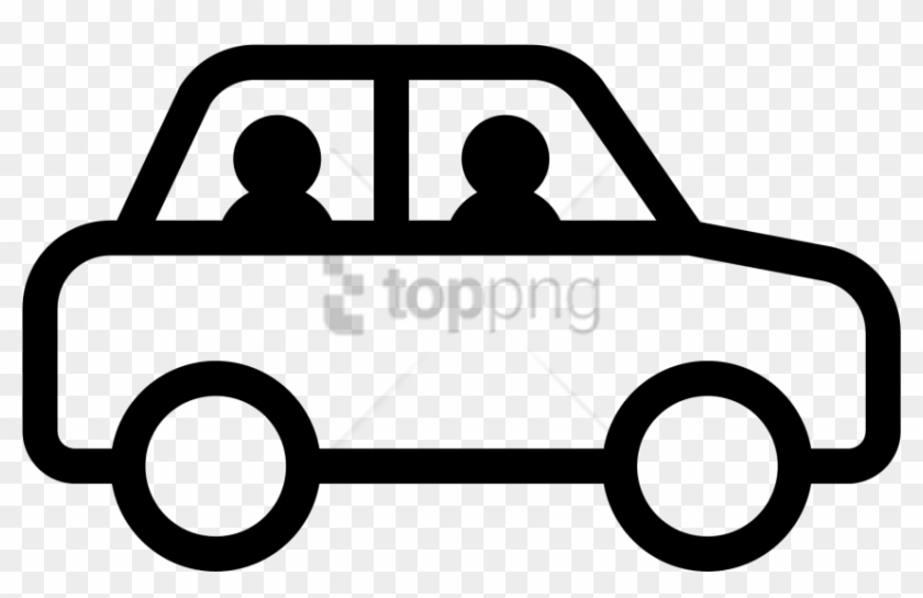 Free Png Graphic Library Stock People In Car Side View.
