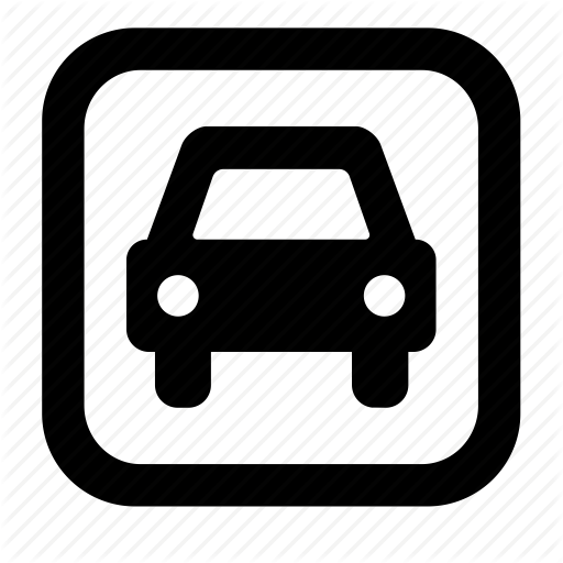 Car Parking Icon Png Vector, Clipart, PSD.