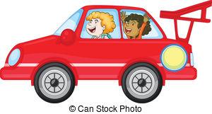 Female car driver Clipart Vector Graphics. 771 Female car driver.