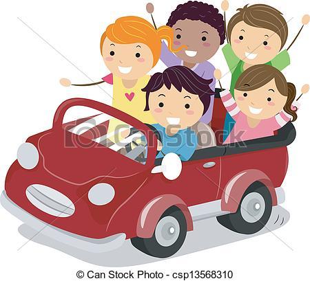 Clipart car ride.
