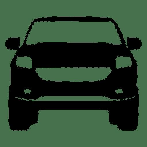 Car Silhouette Clip art.