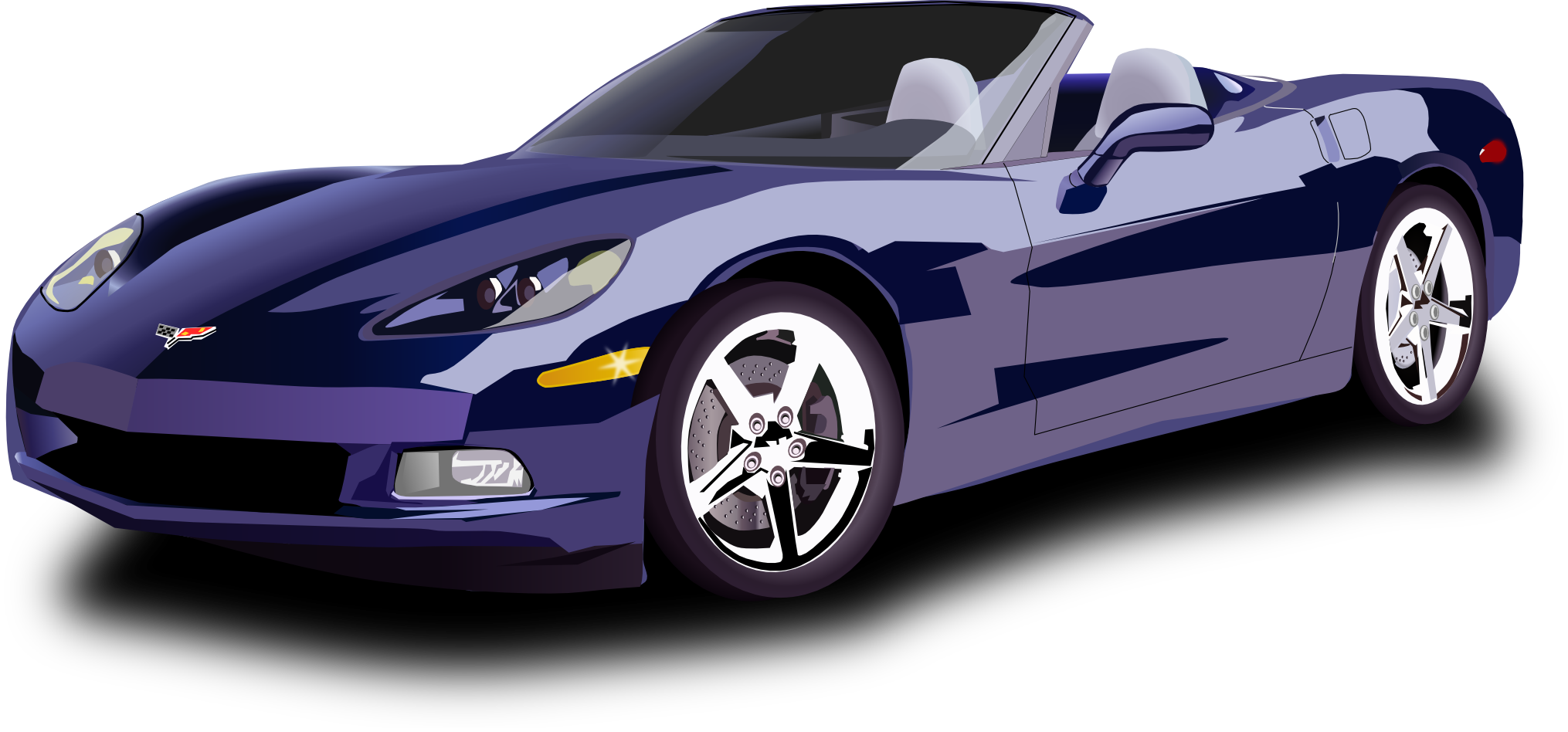 Sports Car PNG Images.