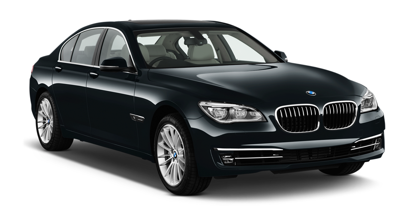 Black Sapphire Metallic BMW 7 Sedan 2013 Car PNG Clipart.