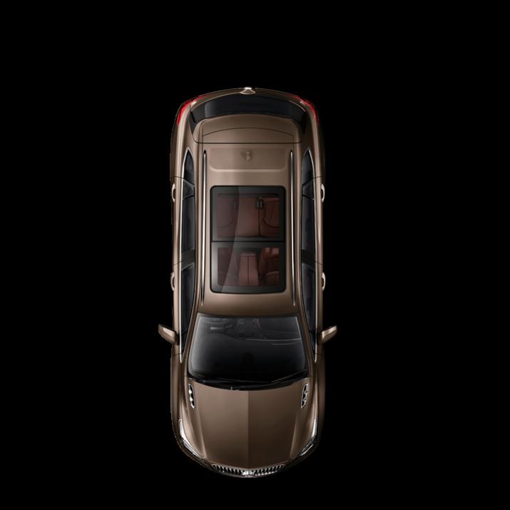 Car Top View PNG.