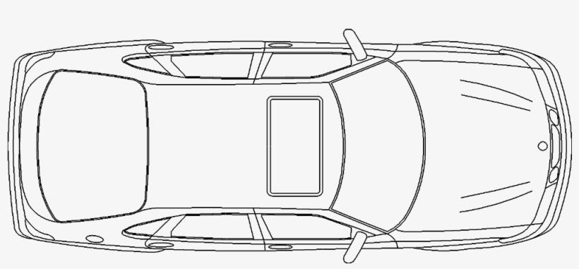 Png Car Plan Transparent PNG.