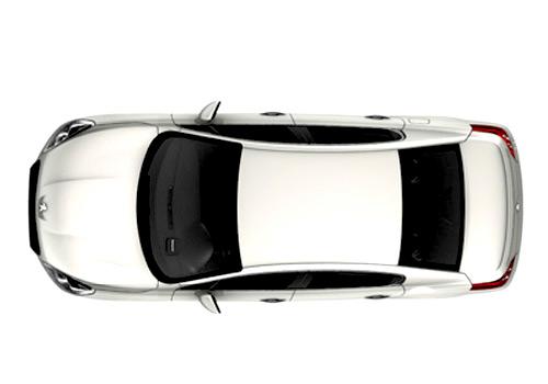 Car Top View.