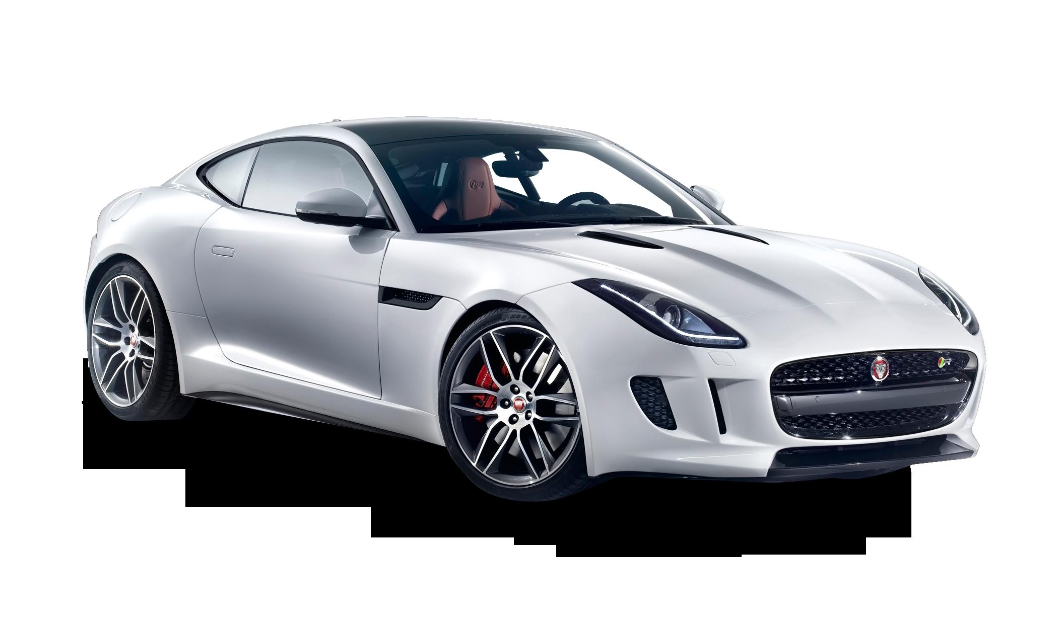 Jaguar F TYPE Car PNG Image.