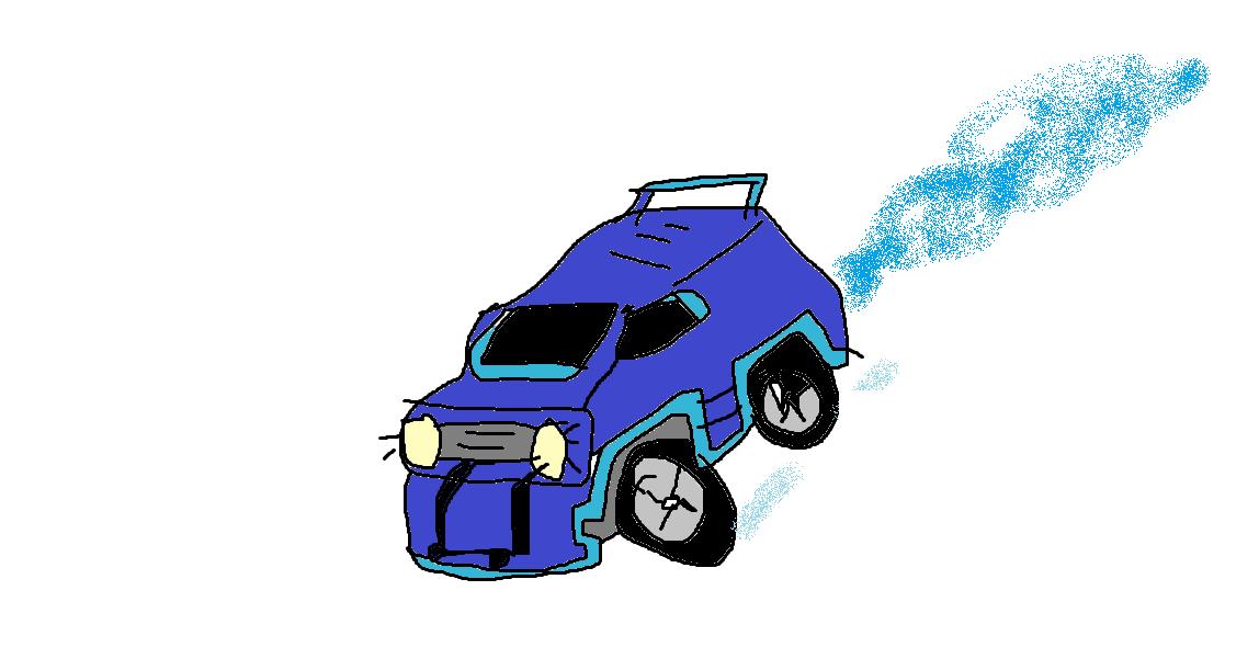 Rocket League GIF Compact car Portable Network Graphics.