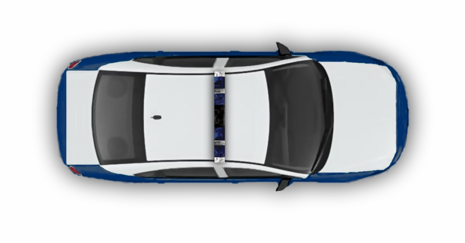 The Gallery For > Car Top View Png.