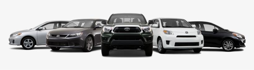 Toyota Car Transparent.