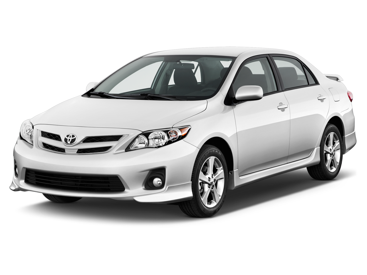 Download Toyota Car PNG Picture.