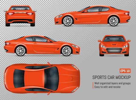 4,976 Car Profile Stock Illustrations, Cliparts And Royalty Free Car.