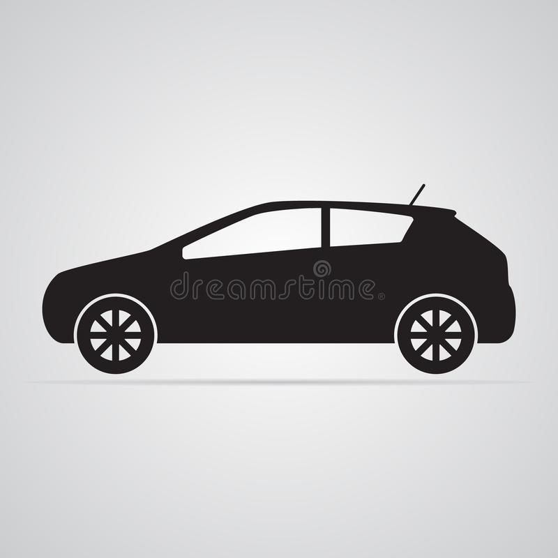 Car Profile Stock Illustrations.