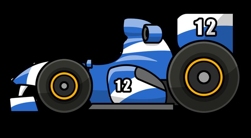 Free to Use & Public Domain Race Car Clip Art.