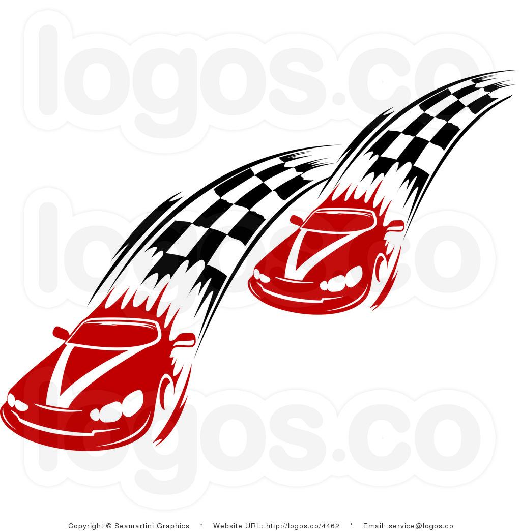 Car Racer Clipart.