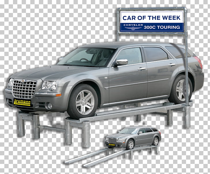Car ramp Vehicle Grille Chrysler 300, car PNG clipart.
