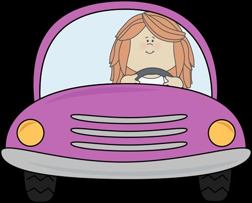 Car Rider Cliparts.