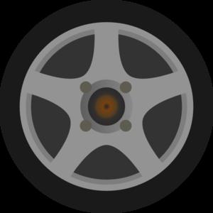 Clip Art Tire Rims Clipart.