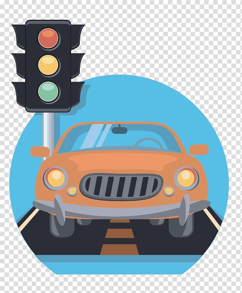 Car Traffic light Road transport Traffic sign , Automotive icon.
