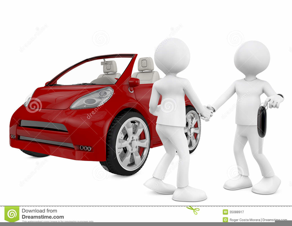 Car Sales Clipart.