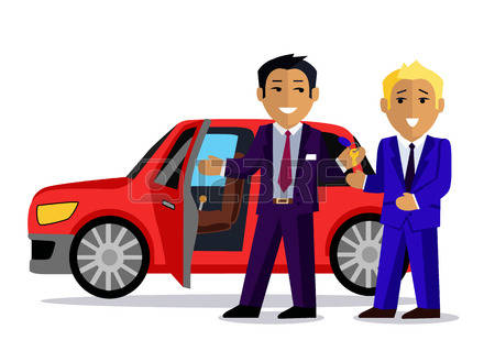 846 Car Salesman Stock Vector Illustration And Royalty Free Car.
