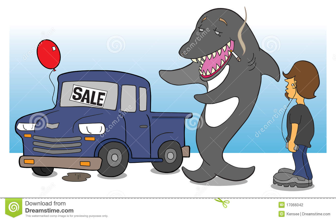 Showing post & media for Shady car sales cartoon.