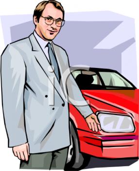 Car Salesman.
