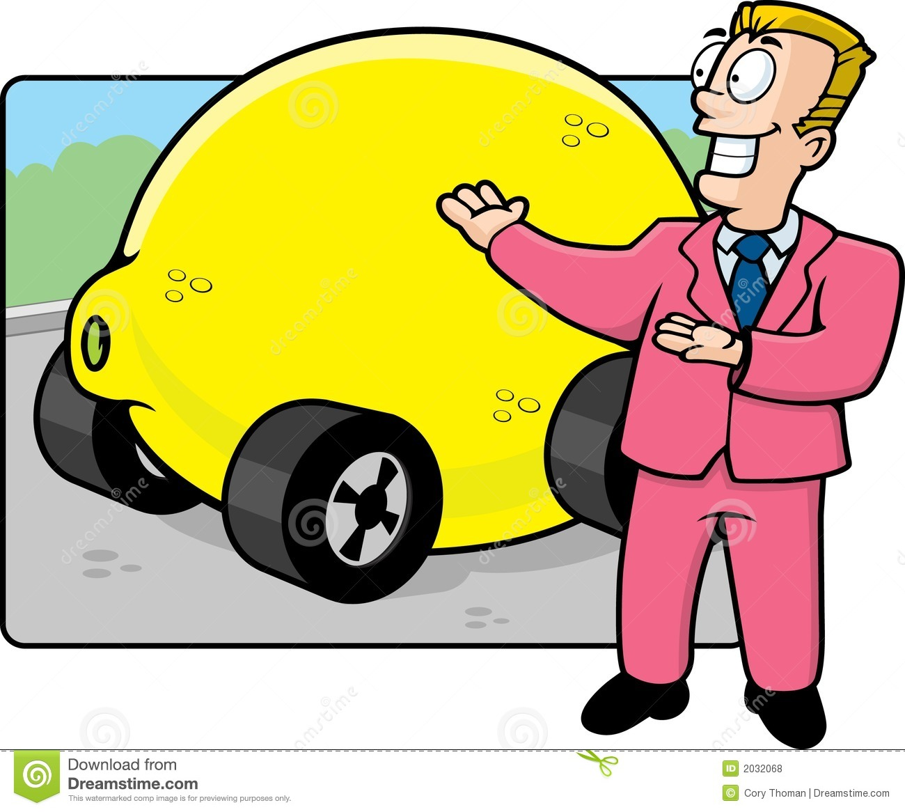 Showing post & media for Car salesman cartoon.