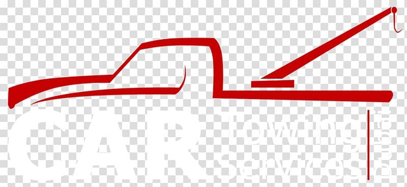 Car Vehicle recovery Towing Logo, car service transparent.