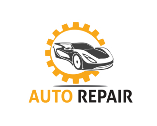 Auto Repair Logo.