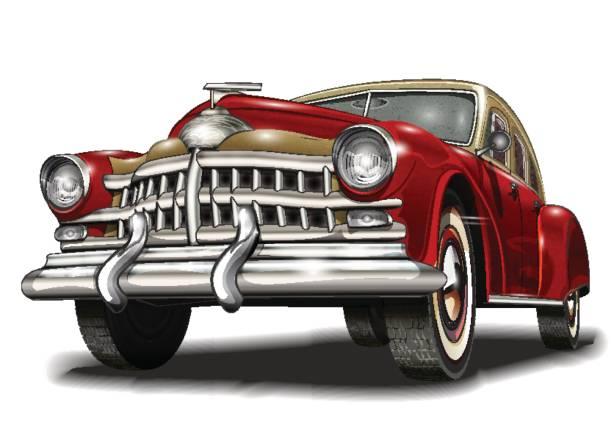 Best Car Show Illustrations, Royalty.