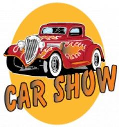 Car Show Free Clipart.