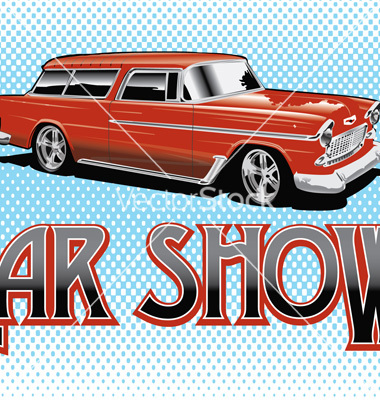 Free clipart classic car show.