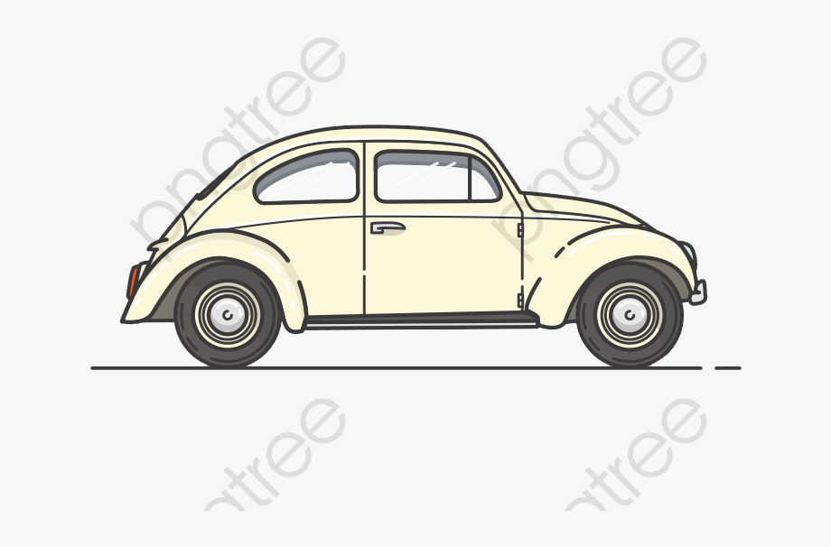 Car Side View Clipart.