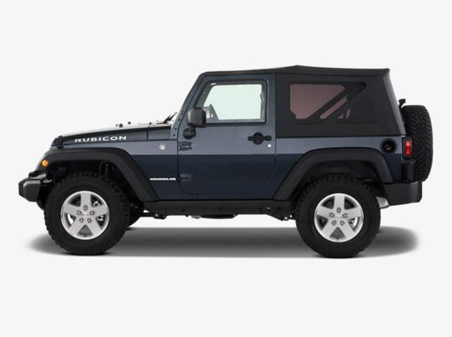 Jeep Wrangler Car Side View PNG, Clipart, Car, Car Clipart, In Kind.