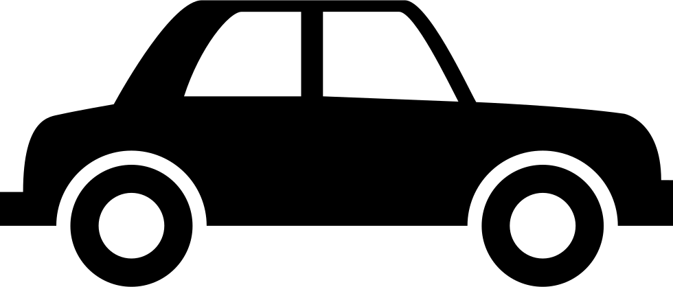 Vintage Car Silhouette Of Side View Svg Png Icon Free Download.