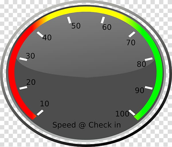 Car Speedometer Odometer Dashboard , Blank Gauge transparent.
