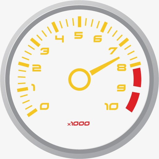 Line Speed Car Dashboard, Dial, Meter, Science And Technology PNG.