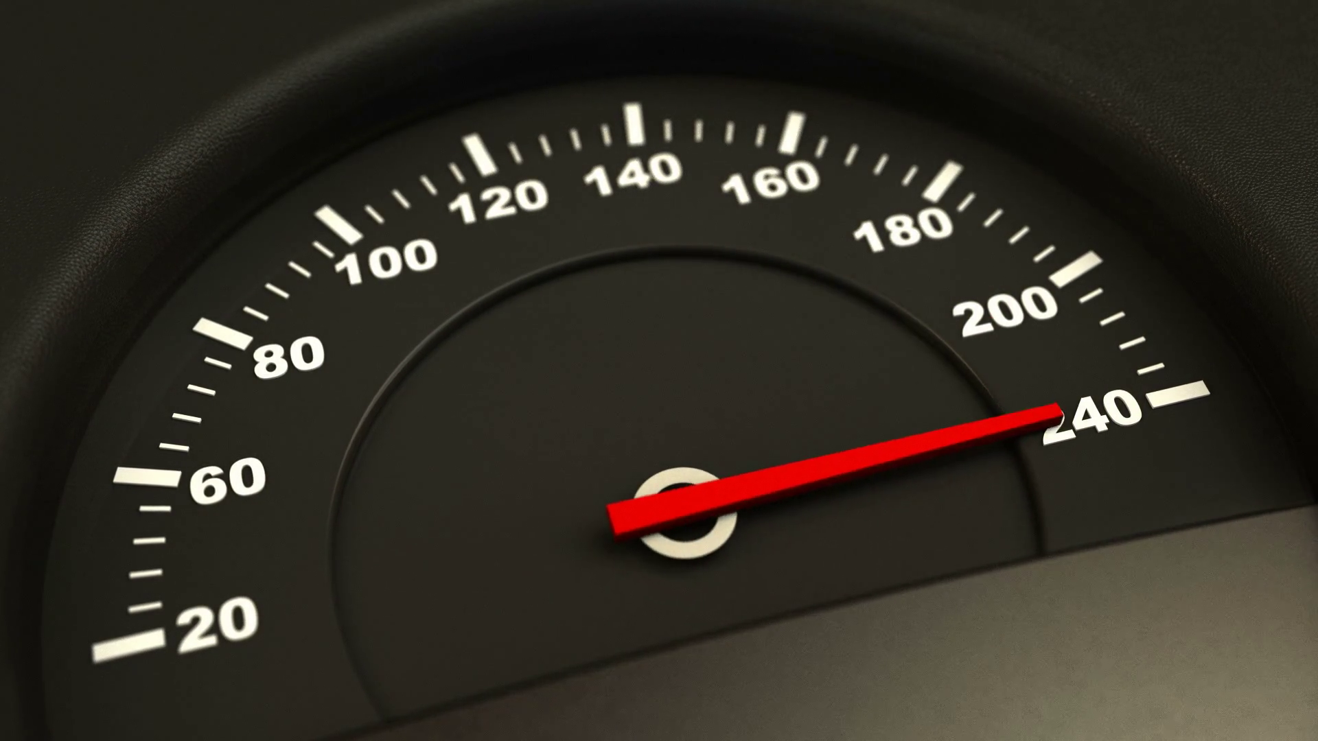3d animated speedmeter, fast and normal speeds Motion Background.