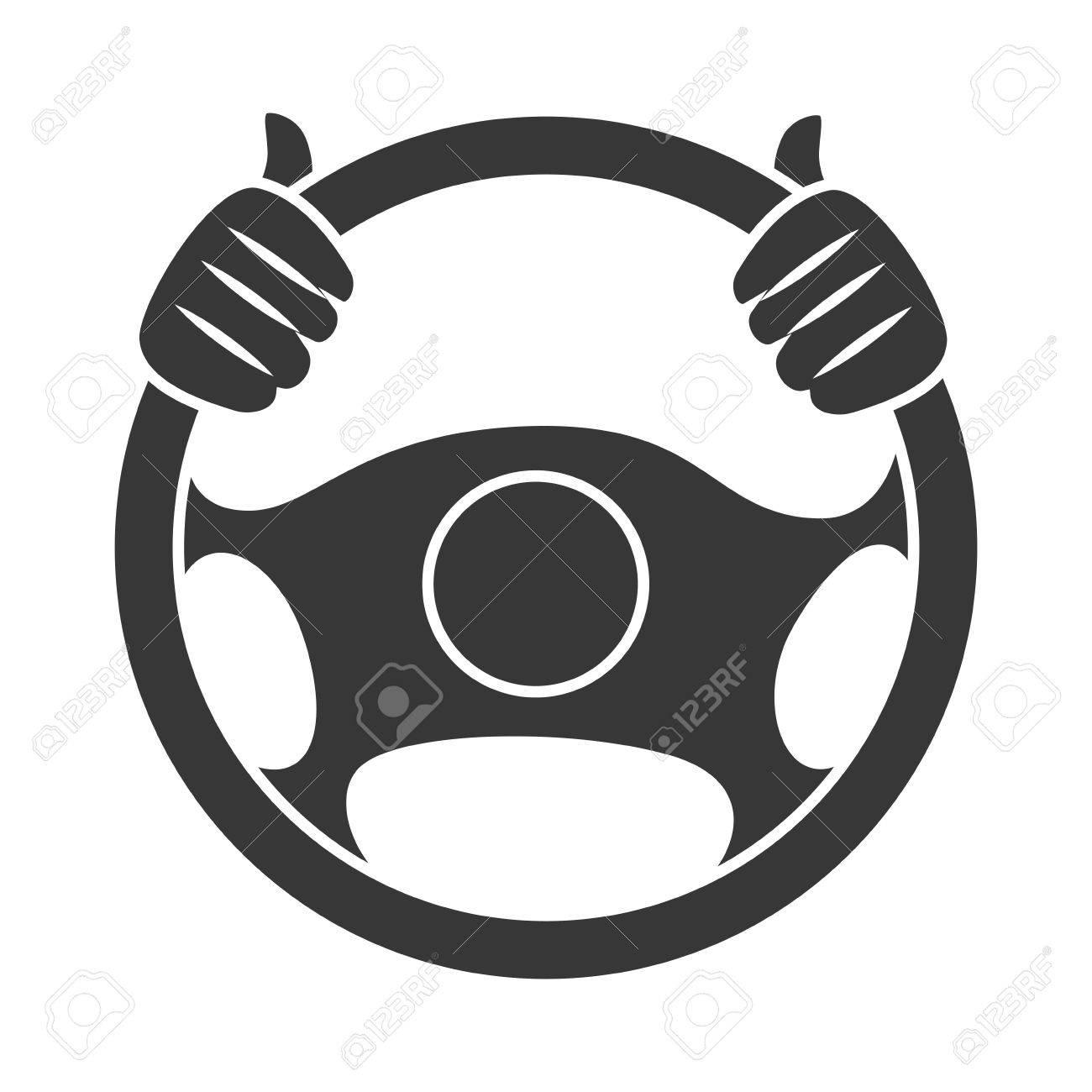 564 Steering Wheel free clipart.