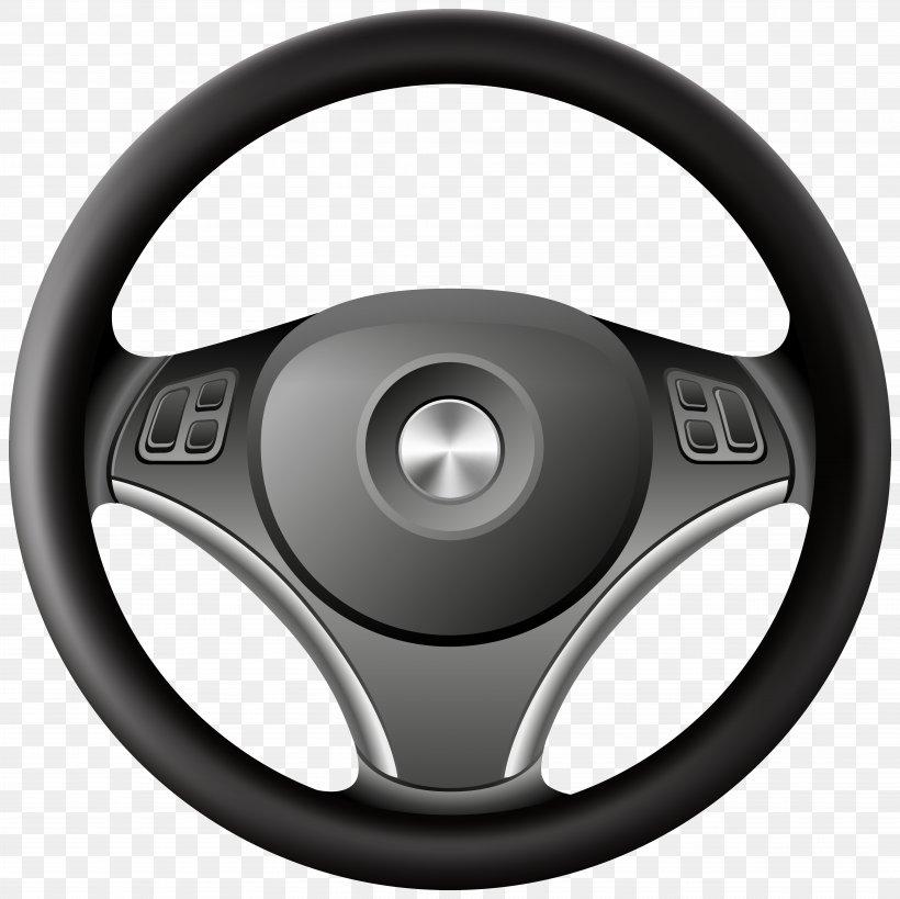 Car Steering Wheel Clip Art, PNG, 8001x8000px, Car, Auto.