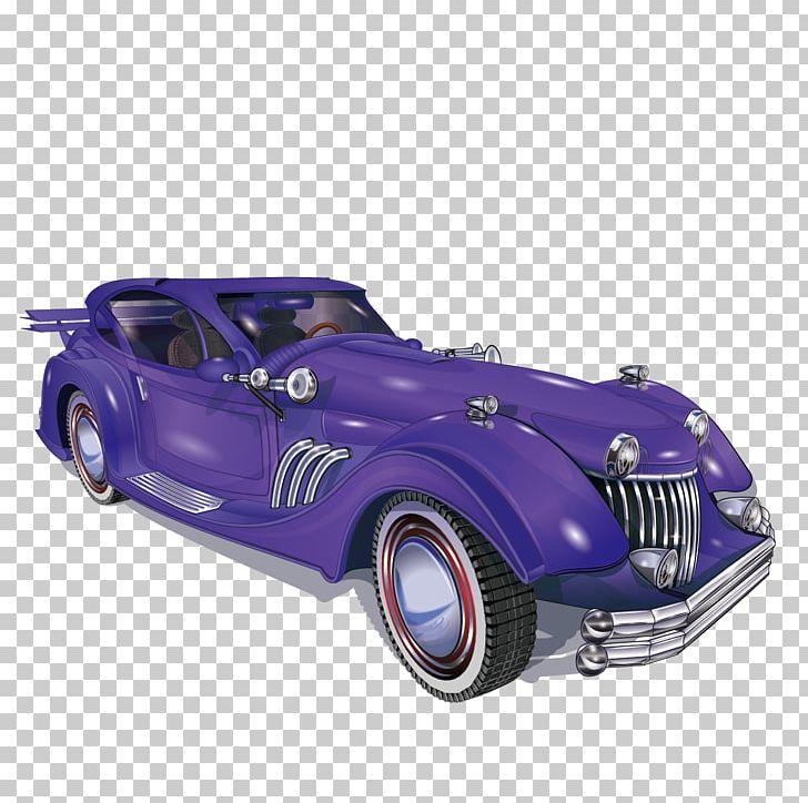 Classic Car PNG, Clipart, Antique Car, Art, Automotive Design, Blue.