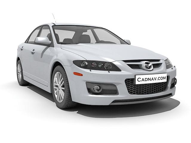Mazda6 mid.
